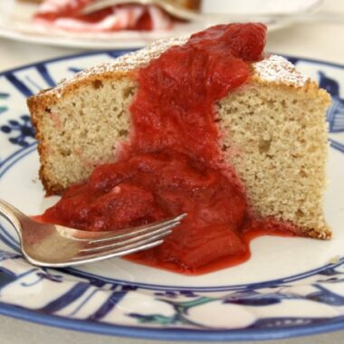 buckwheat sponge cake recipe