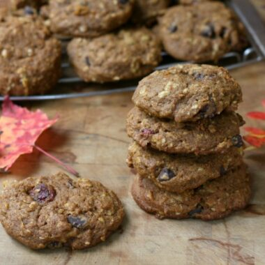 pumpkin oatmeal cookies recipe
