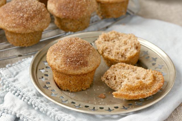 cinnamon toast muffins recipe