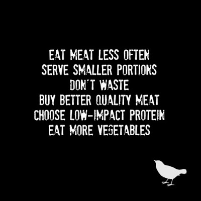 Six Easy Ways to Eat Less Meat & Be Healthier