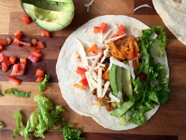 Speedy lentil tacos are easy to prepare. Made with quick-cooking red lentils, you can have a wholesome supper on the table in 30 minutes.